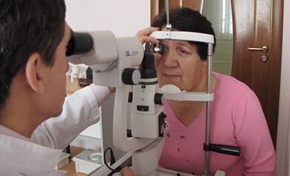 Запишитесь на прием к офтальмологу!